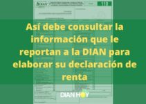 Consultar información para la declaración de renta
