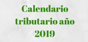 Calendario tributario 2018: Lista de fechas para declarar 2