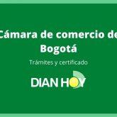 Cámara de comercio de Bogotá: Trámites y certificado