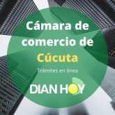 Cámara de comercio de Cúcuta: Trámites en línea