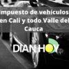 Impuesto vehicular de Cali y Valle del Cauca