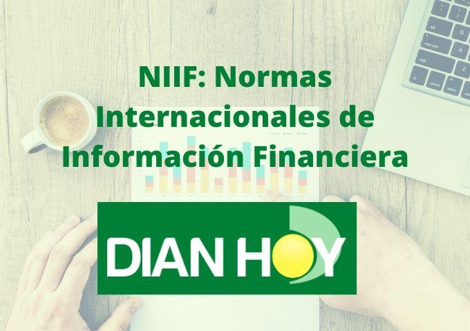 ¿Qué son las IFRS en contabilidad? 1