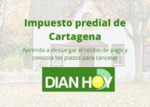 Liquidar y pagar el impuesto predial de Cartagena