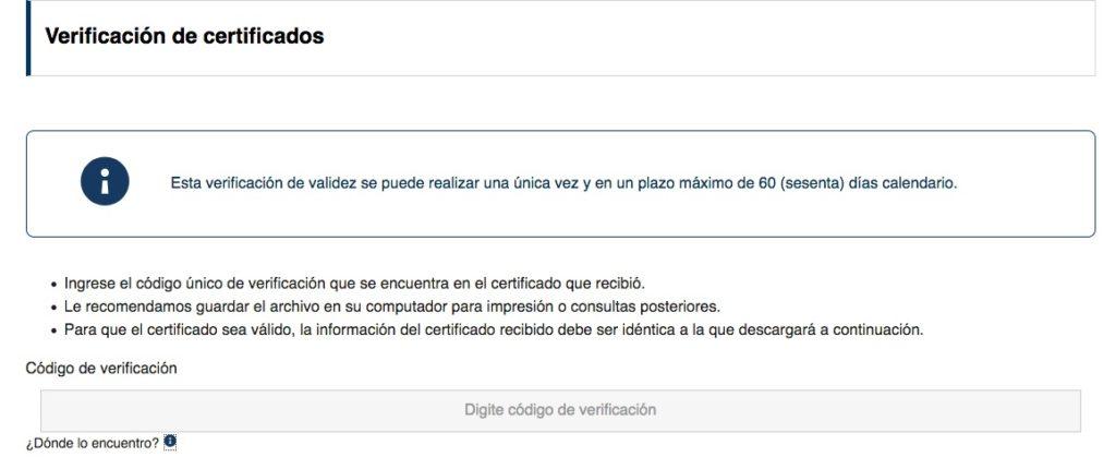 Cámara de comercio de Bogotá: Trámites y certificado 4