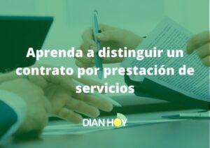 contrato presatcion de servicios