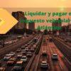 Liquidación y pago del impuesto vehicular de Atlántico