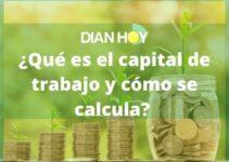 ¿Qué es el Capital de Trabajo?