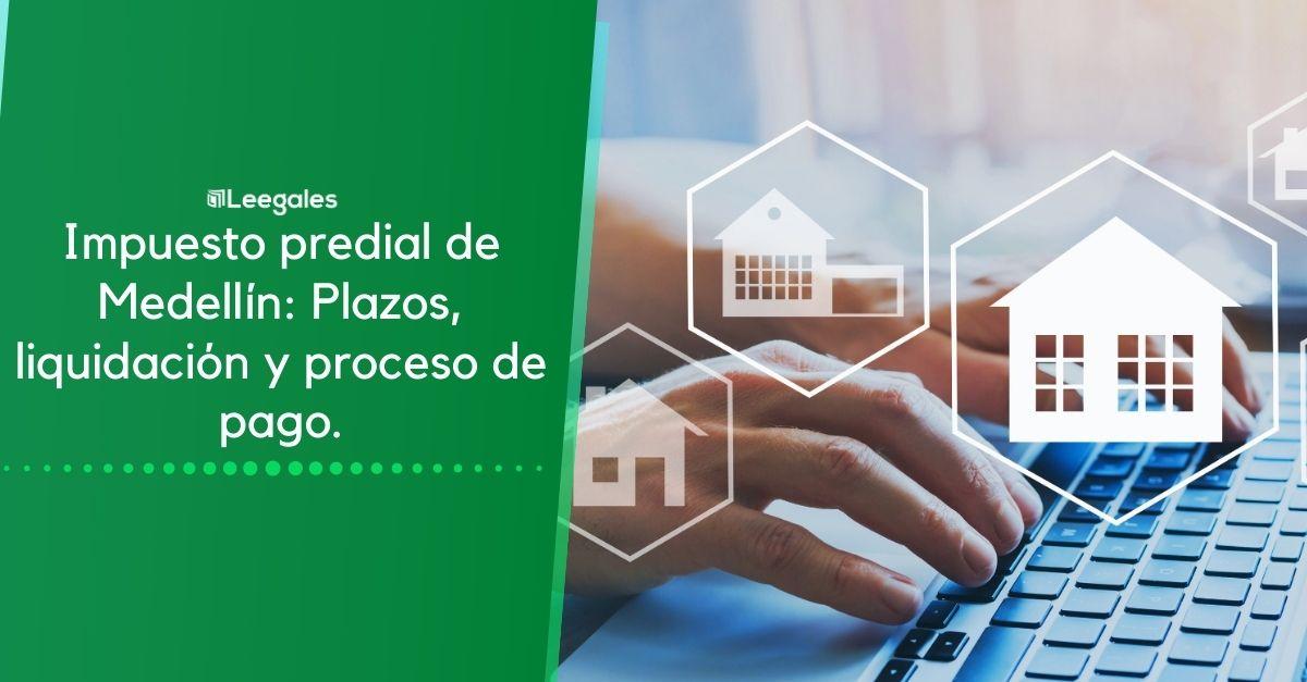 impuesto predial de Medellín