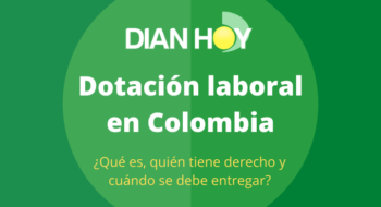 dotacion laboral en colombia