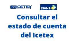 Consultar estado de cuenta Icetex