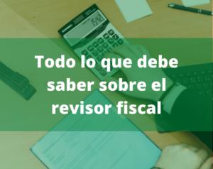 revisor fiscal