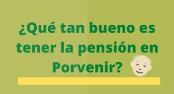 pensión en porvenir
