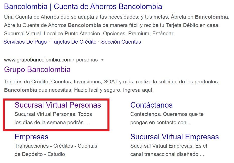 sucursal virtual personas