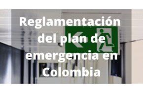 ¿Qué es el plan de emergencia?