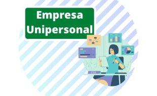 Empresas unipersonales