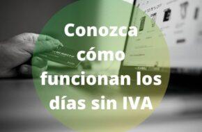 Días sin IVA en Colombia