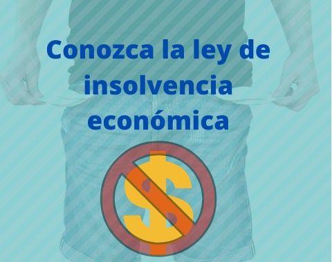 ley de insolvencia económica