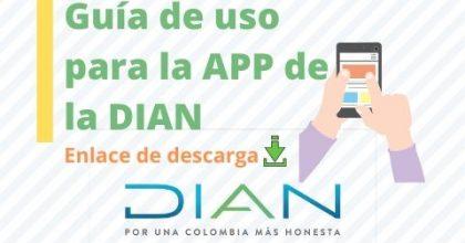 App móvil de la DIAN: Cómo descargarla y qué servicios ofrece