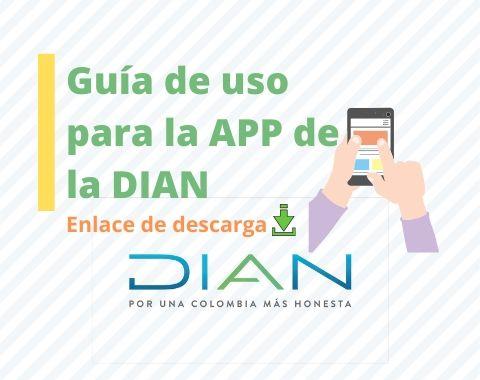 App móvil de la DIAN