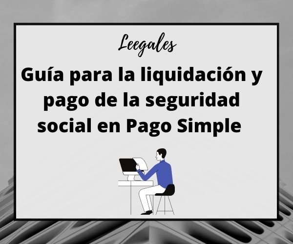 Pago simple
