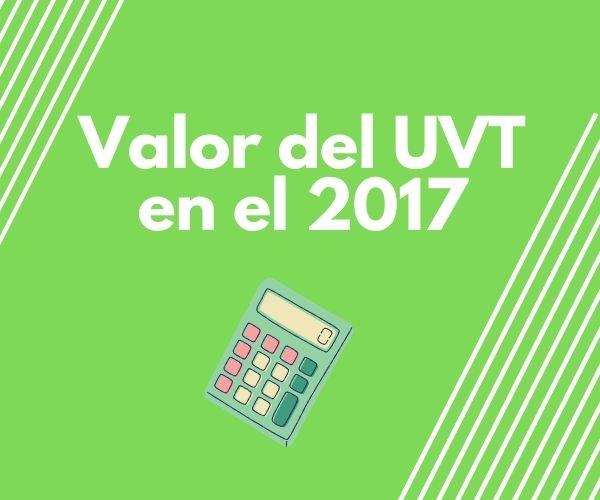 UVT en 2017