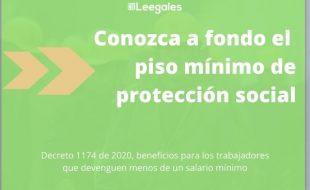 ¿En qué consiste el nuevo piso de protección social para trabajadores?