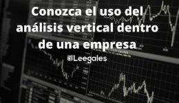 Análisis vertical: Qué es y cómo se hace