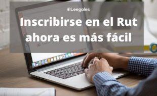 DIAN actualiza la plataforma de inscripción al RUT en línea