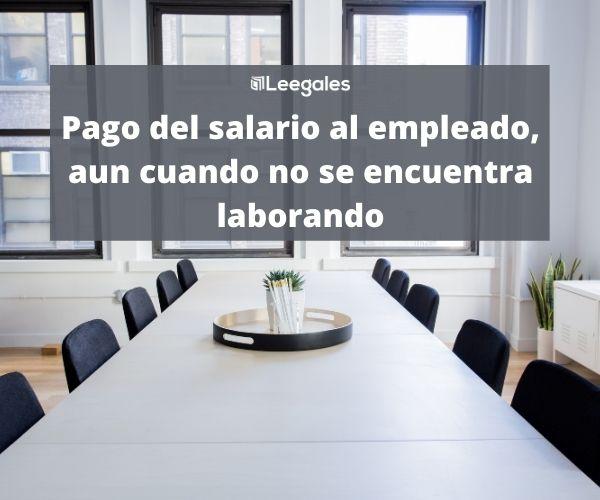 La disponibilidad del empleado debe ser remunerada 1