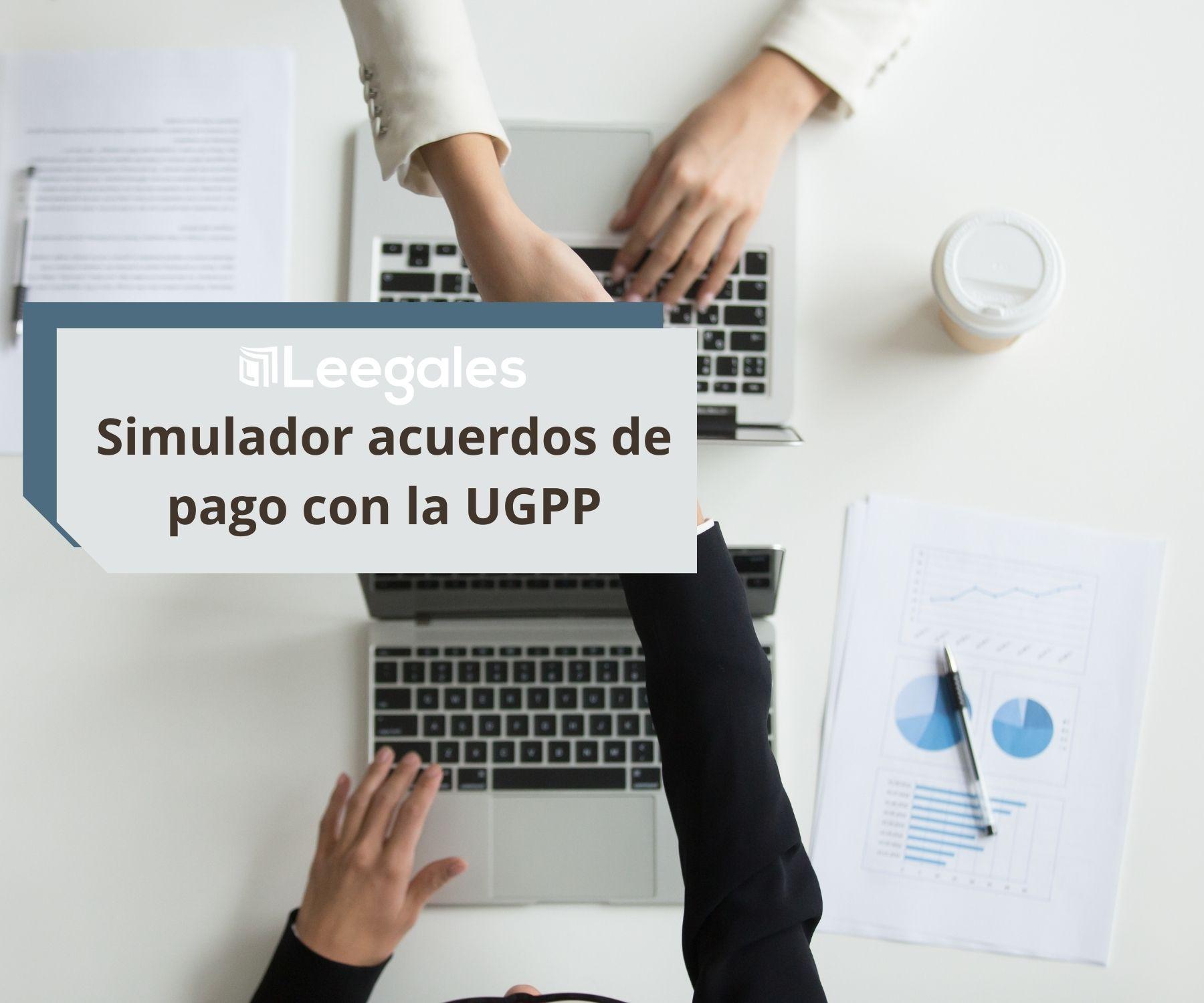 acuerdos de pago de la ugpp