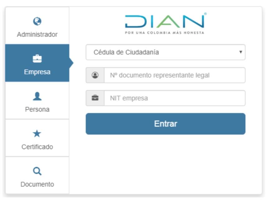 facturacion electrónica gratis dian