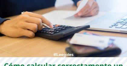 Cómo calcular un salario proporcional