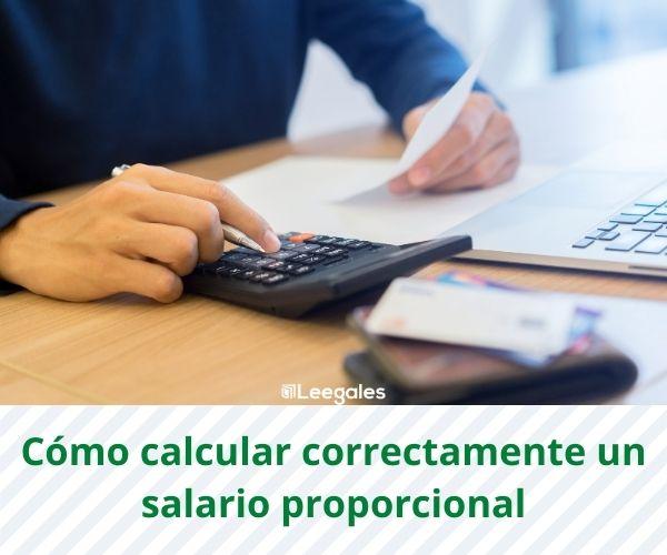salario proporcional