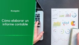 ¿Cómo hacer un informe de contabilidad?