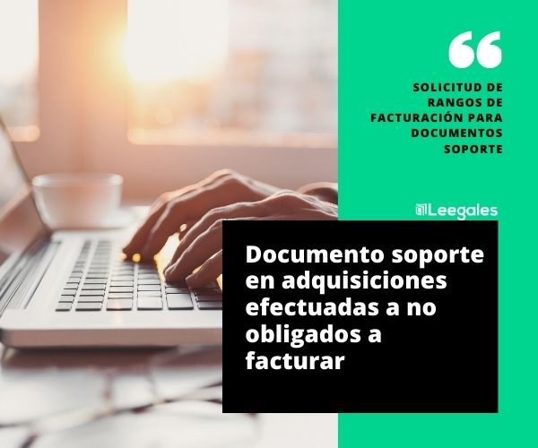 Ámbito legal del documento equivalente desde el 2020 2