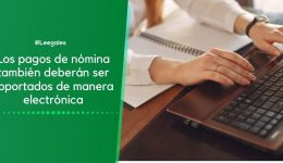 Documento soporte de pago de nómina electrónica