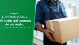 ¿Qué es el contrato de suministro?