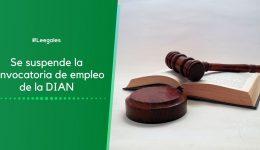 Por una tutela se suspendió el concurso de empleo de la DIAN