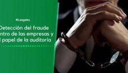 La prevención del fraude y el papel de la auditoria