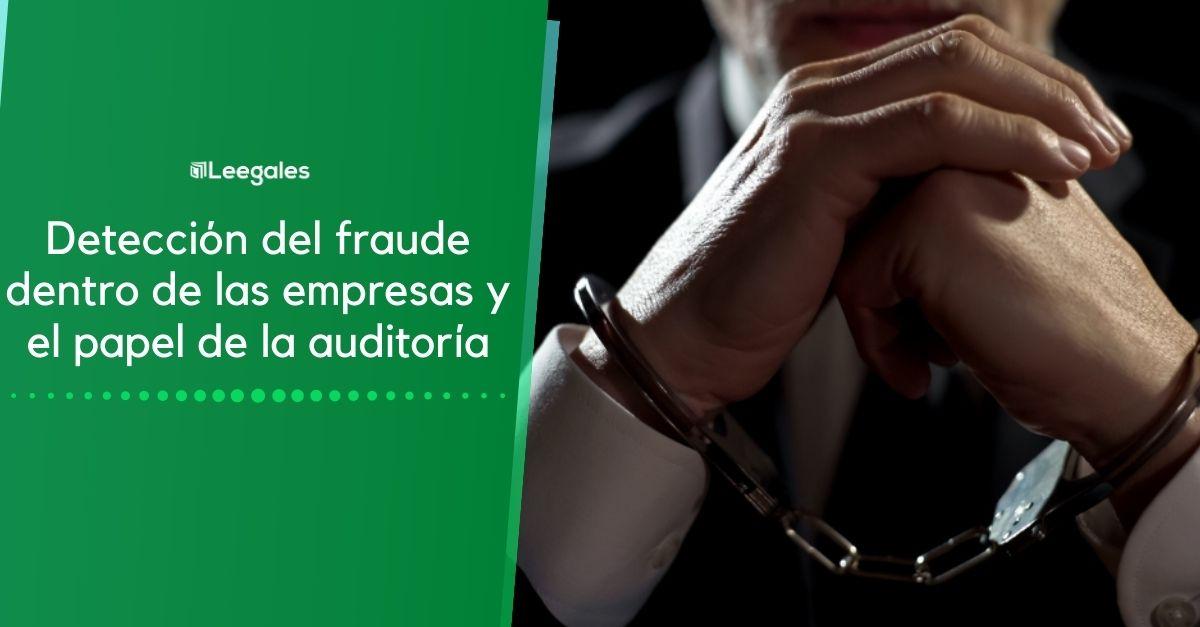 detección del fraude