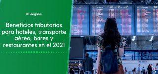 Los hoteles están exentos de IVA en todo el 2021