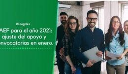 Reajuste al valor del PAEF en el 2021 y ampliación de plazo