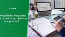 ¿Qué es la contabilidad financiera?