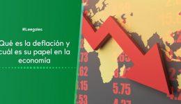 ¿Qué es la deflación y cómo afecta a la economía?