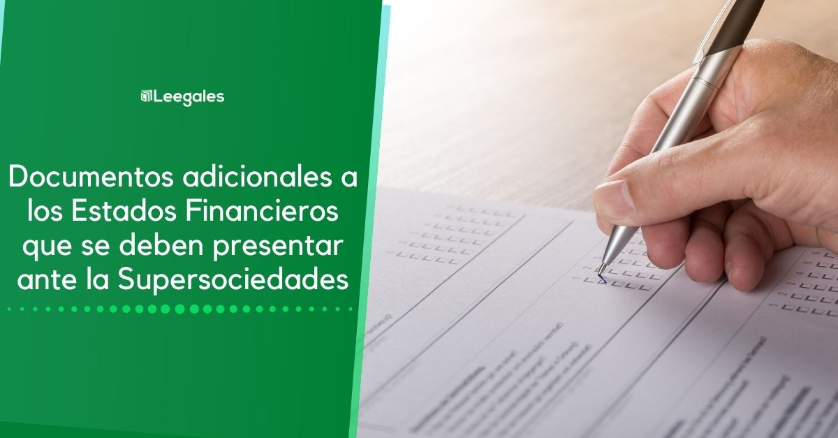 documentos adicionales