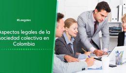 Sociedad colectiva en Colombia