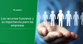 Importancia de los recursos humanos en las empresas