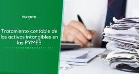 Activos intangibles distintos de la plusvalía – NIIF para PYMES