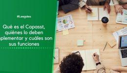 ¿Qué es el Copasst y cuáles son sus funciones?