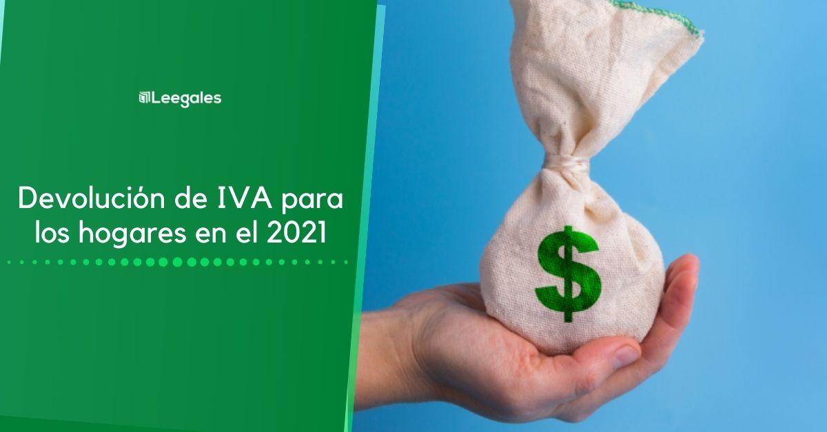 devolución de iva 2021